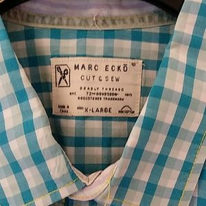 Marc Ecko Shirts - Mens long sleeved shirt